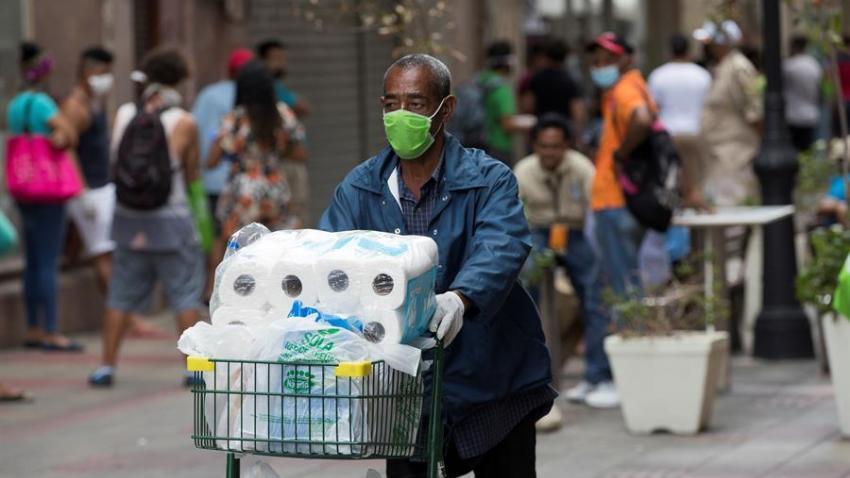 Photo of República Dominicana notifica 25 muertes más y 806 nuevos contagios