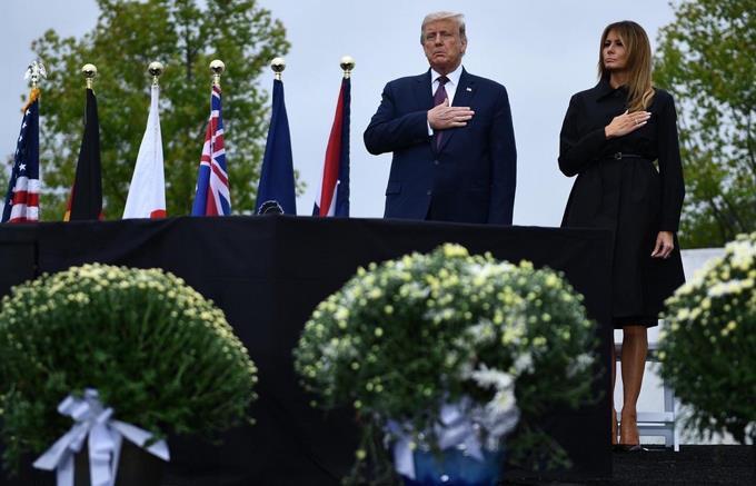 Photo of Trump pide «unidad» en el recuerdo de las víctimas del vuelo 93 el 11S