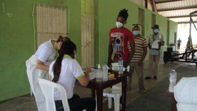 Photo of Salud Pública realiza jornada de detección del COVID-19 en Samaná