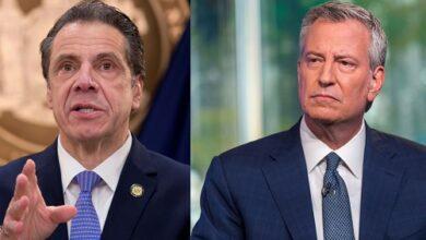Photo of Gobernador Cuomo culpa a De Blasio y otras autoridades NYC por auge crimen