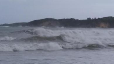 Photo of Autoridades cierran playas de Puerto Plata por oleajes anormales en toda la costa Atlántica