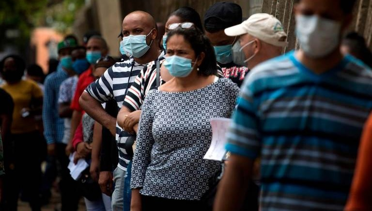 Photo of Ministerio Salud reporta 10 muertes por la COVID-19 y 486 casos nuevos