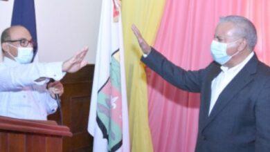 Photo of Posesionan a Ramón Díaz como vicepresidente de la Comisión Presidencial al Desarrollo Barrial