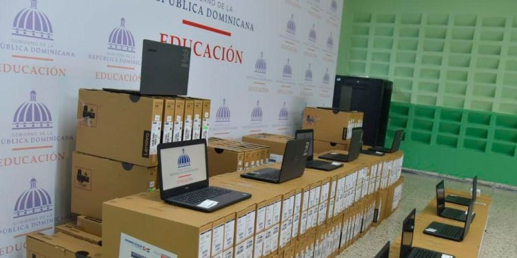 Photo of Regional Educación 07 iniciará este lunes entrega de computadoras a docentes