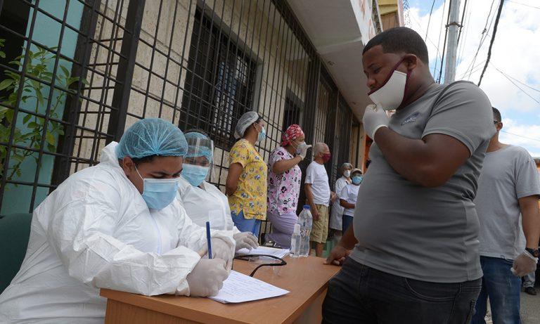 Photo of Salud Pública no reporta muertos en las ultimas 24 horas; ascienden 103,660 los infectados