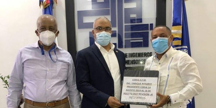 Photo of Ex presidente Codia Regional Nordeste entrega auditoría de su gestión