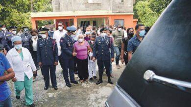 Photo of Familiares de coronel hallado muerto vivieron una pesadilla