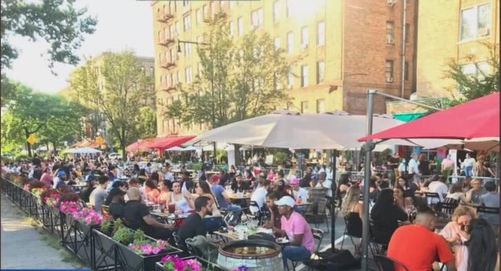 Photo of NUEVA YORK: Negocios de Inwood dicen cumplen regla distanciamiento