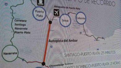 Photo of Se acortará el tiempo de viaje entre Santo Domingo y Puerto Plata