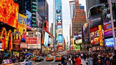 Photo of Nueva York recibirá el año en Times Square con un evento virtual