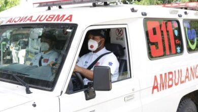 Photo of El 74% de las emergencias recibidas desde la provincia Duarte en el 9-11 pertenecen a San Francisco de Macorís