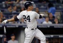 Photo of Gary Sánchez batea jonrón en triunfo de los Yankees que barren serie con los Indios